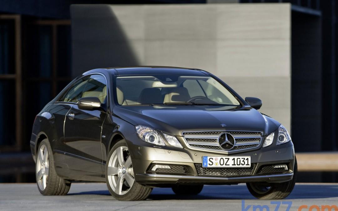 Nuevos motores para los Mercedes-Benz Clase E Cabrio y Coupé
