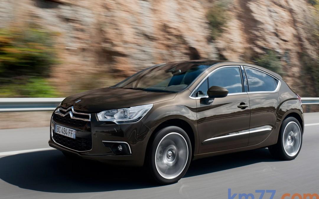 Así es el nuevo Citroën DS4. Desde 20.290 Euros.