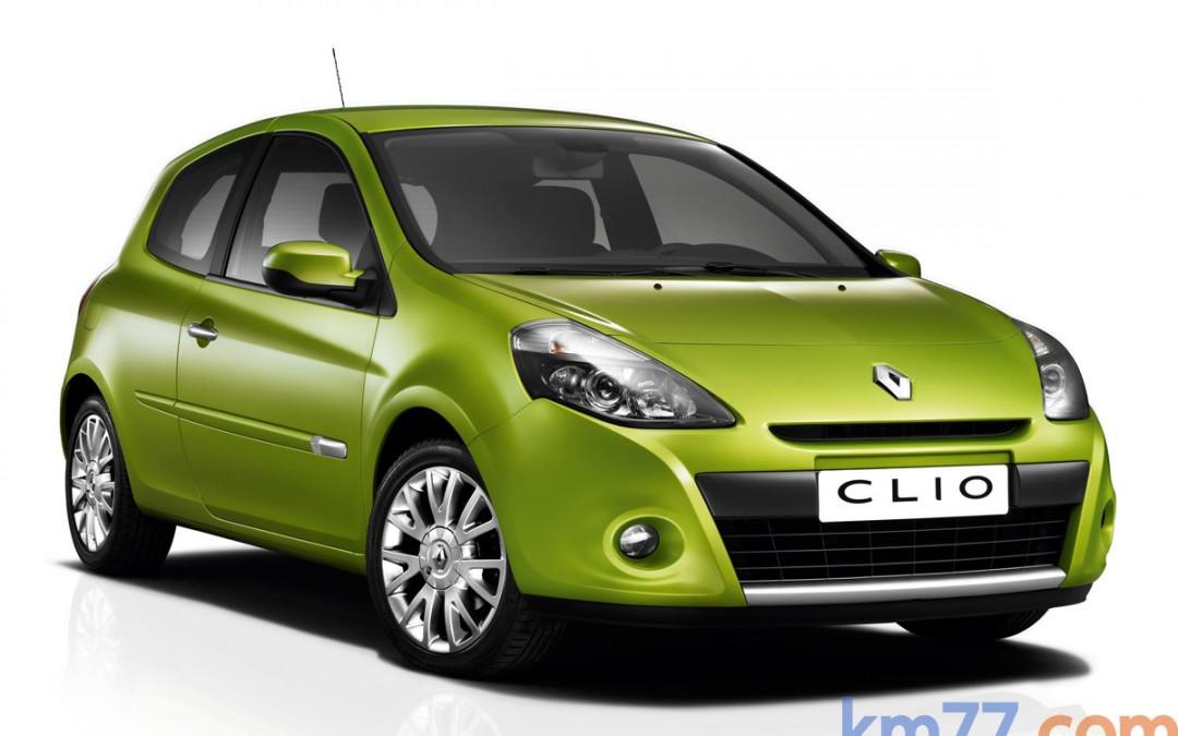 Renault reduce la gama Clio y pone en venta la versión RS Gordini.