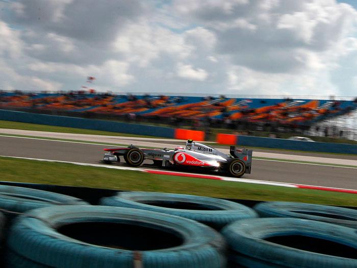 A vueltas con la Fórmula 1