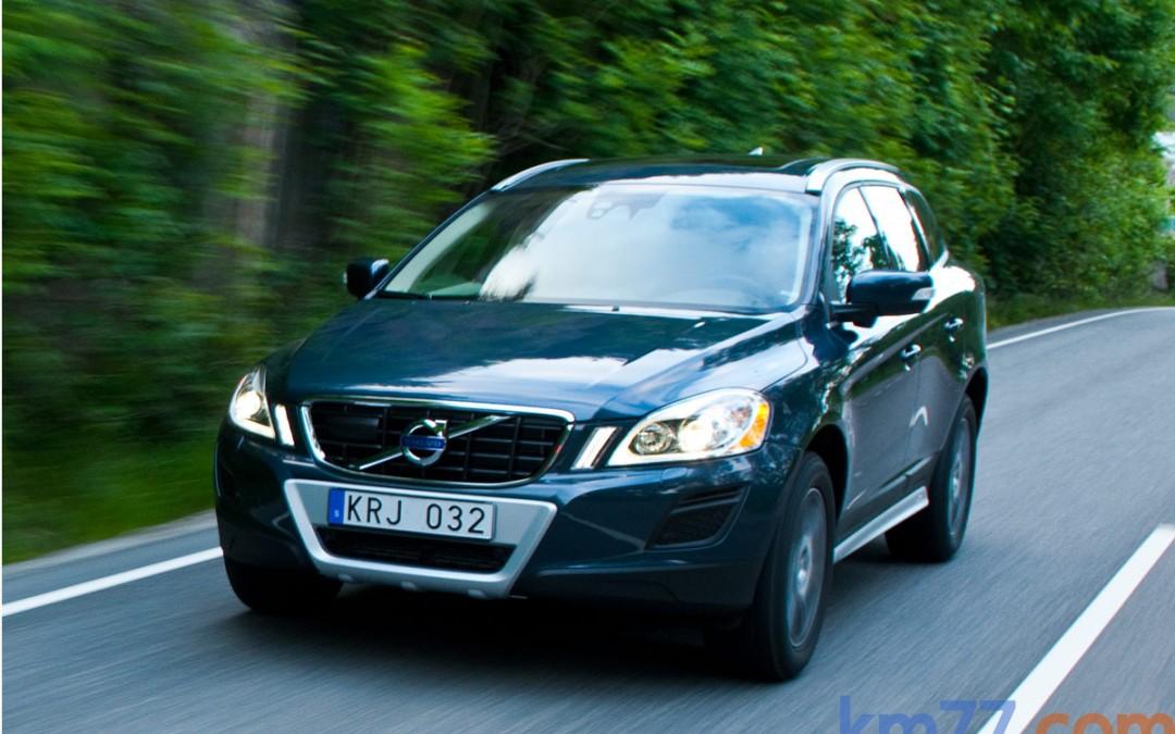 Nuevos motores Ecoboost y Diesel para el Volvo XC60. Desde 37.190 €