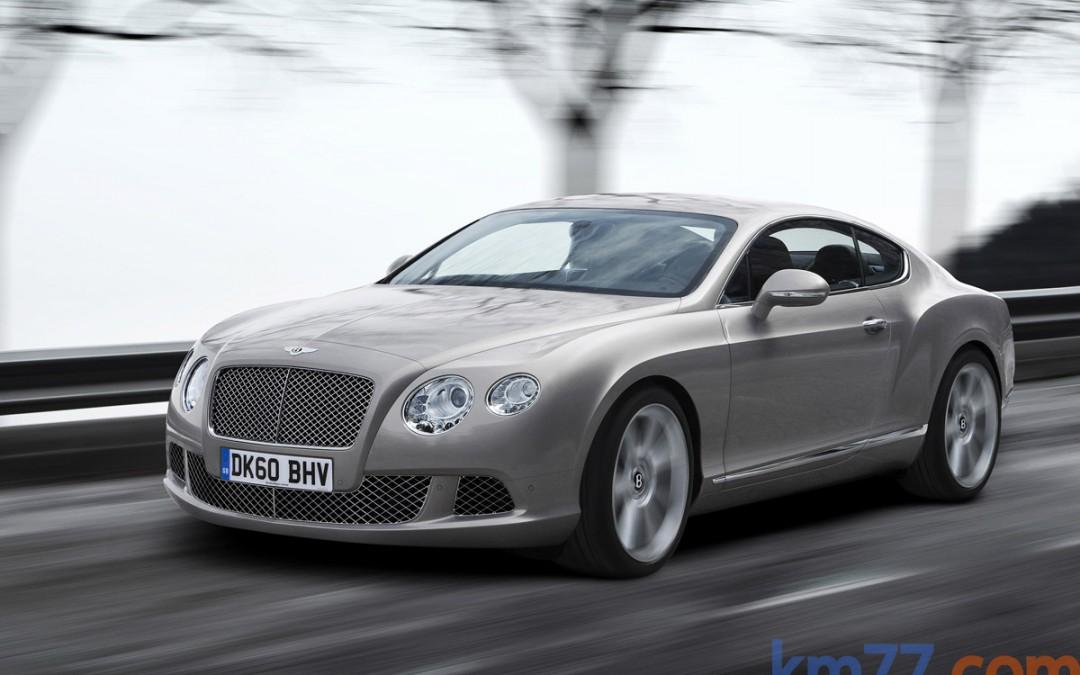 Nuevos Bentley Continental GT y GTC V8. En venta desde 180.000 Euros.