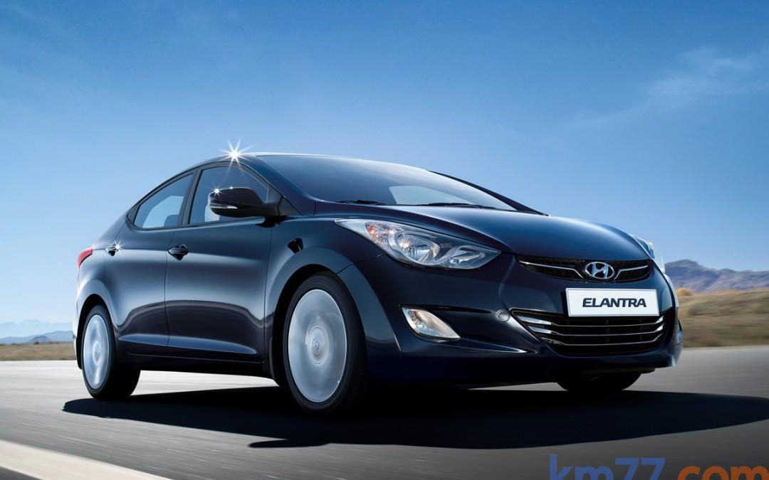 Nuevo Hyundai Elantra. Disponible por 18.490 Euros