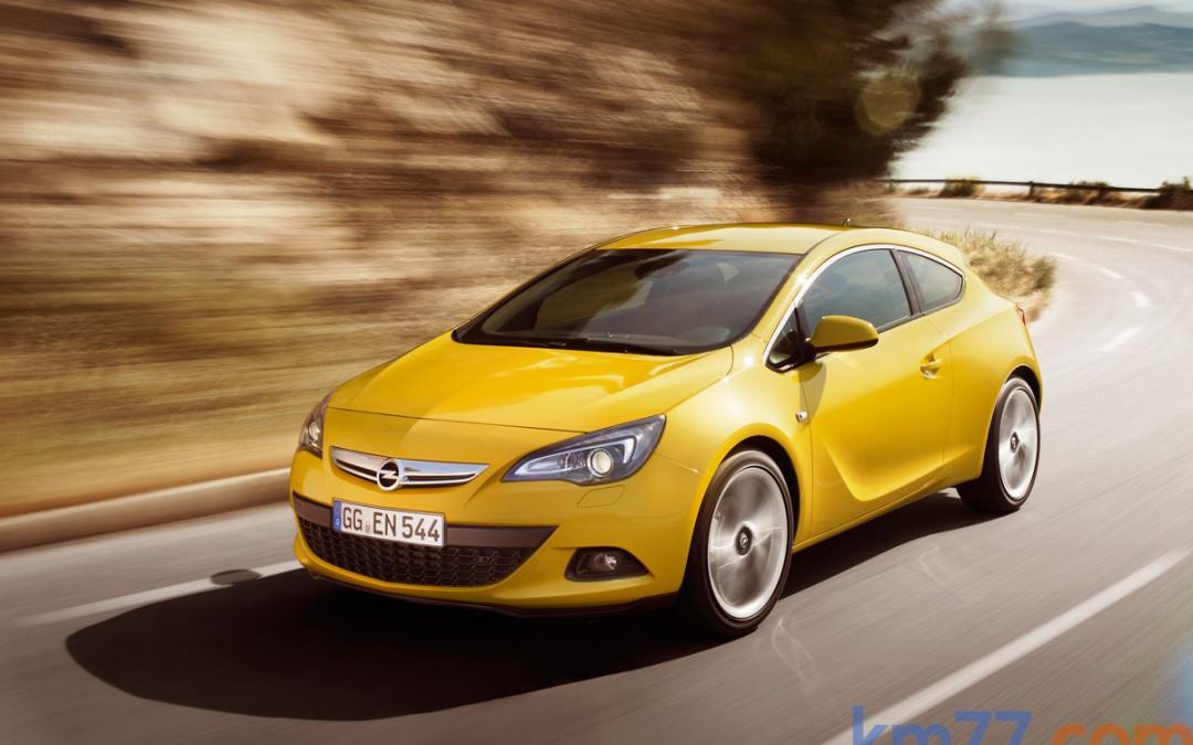 Nueva versión 2.0 Bi Turbo CDTI 195 CV para el Opel Astra GTC.
