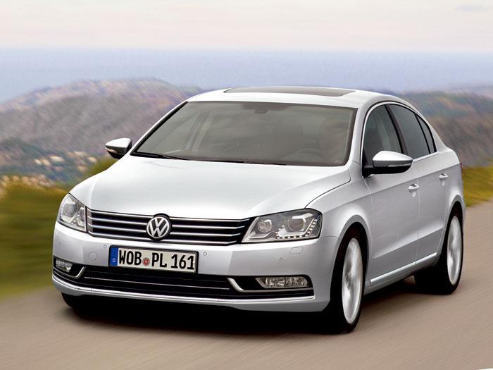 Prueba de consumo (59): Volkswagen Passat 2.0-Tdi 140 CV BMT