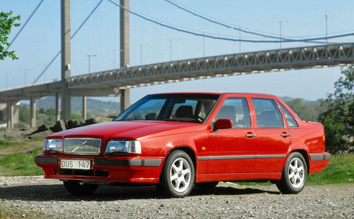 Merecida conmemoración: 20 años del Volvo 850 GLT