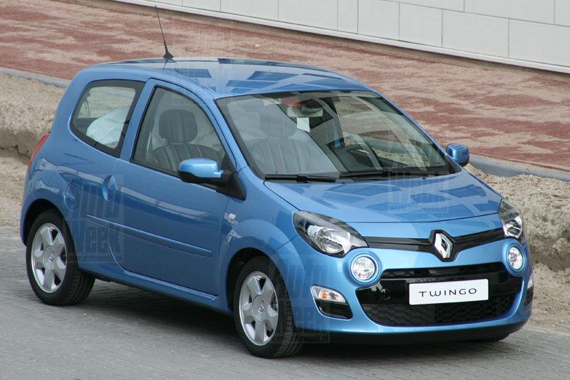 Así será el nuevo Renault Twingo