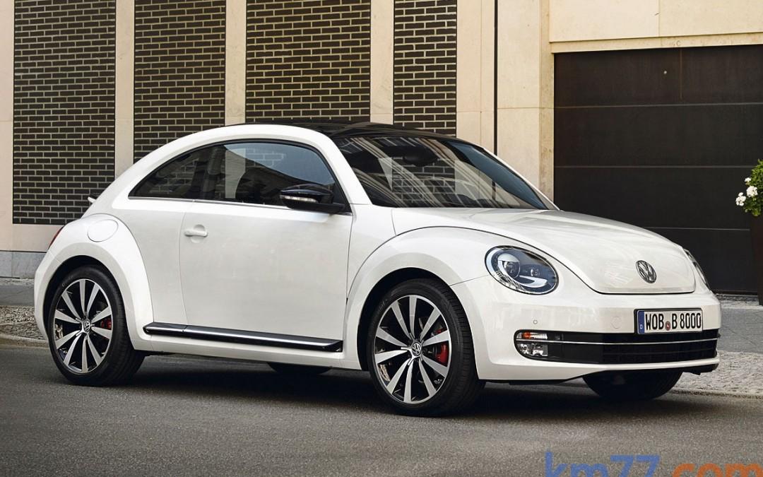 Nuevas versiones del Beetle. Ahora más barato: desde 19.000 Euros