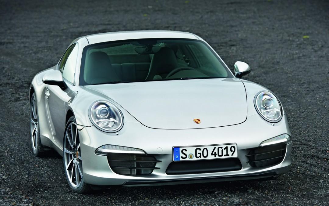 Así es el nuevo Porsche 911!!!