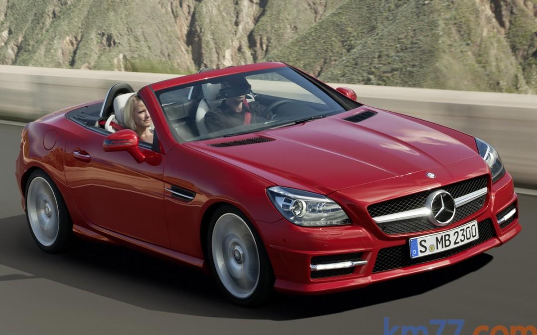 Mercedes-Benz SLK con motor Diesel en venta por 48.200 Euros