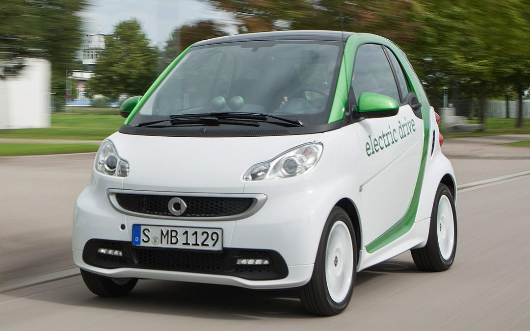 Nuevo smart fortwo electric drive: 140 km de autonomía