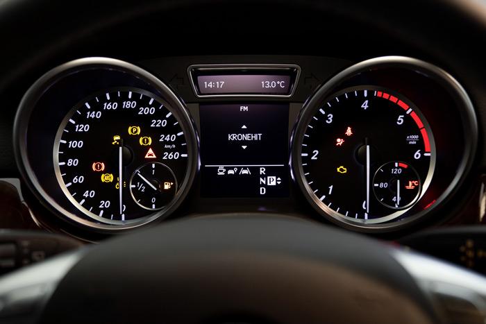 Mercedes-Benz Clase M 2012. Adivinanza