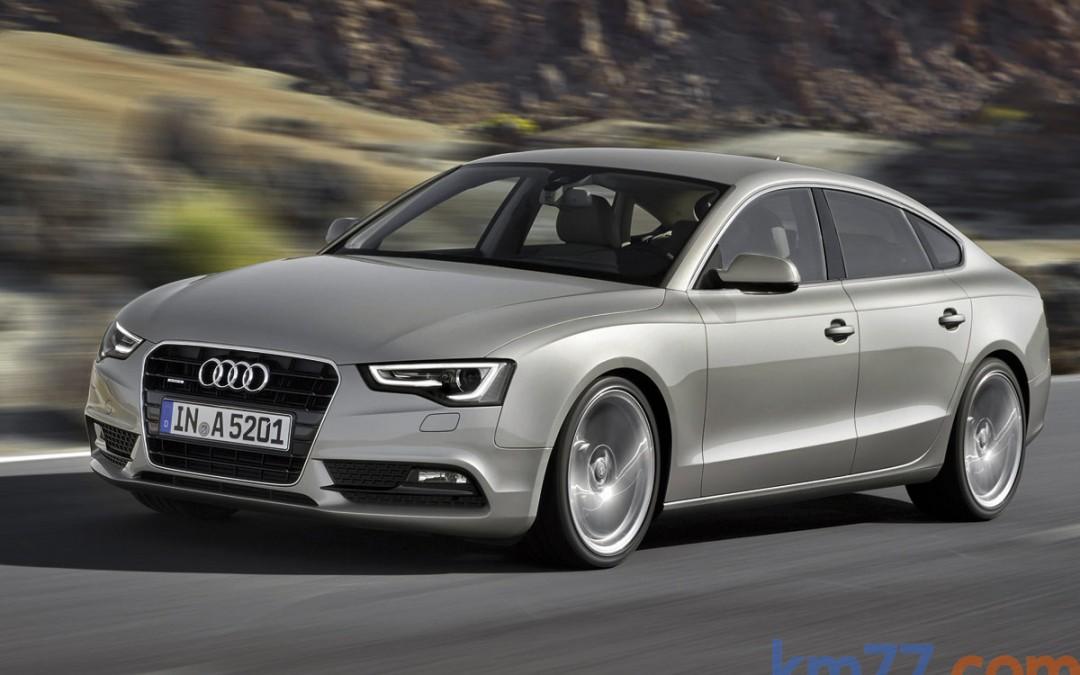 Nuevas versiones e-TDI para el Audi A5.
