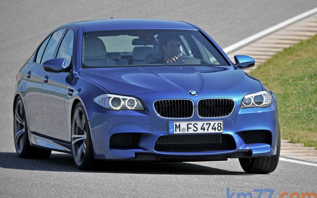 Así es el nuevo BMW M5: V8 turbo de 560 CV y 117.500 Euros
