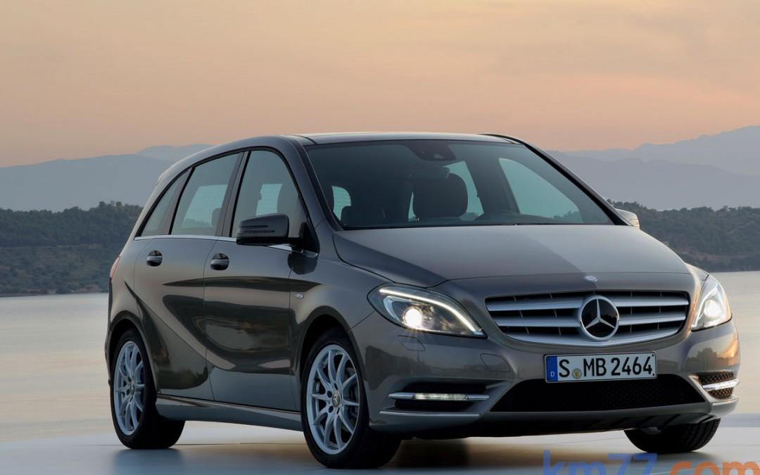 Nuevo Mercedes-Benz Clase B en venta desde 26.100 Euros