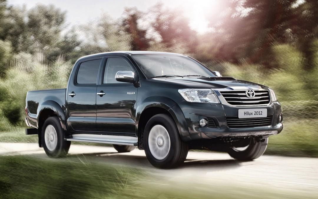 Nuevo Toyota Hilux, en venta desde 23.765 Euros
