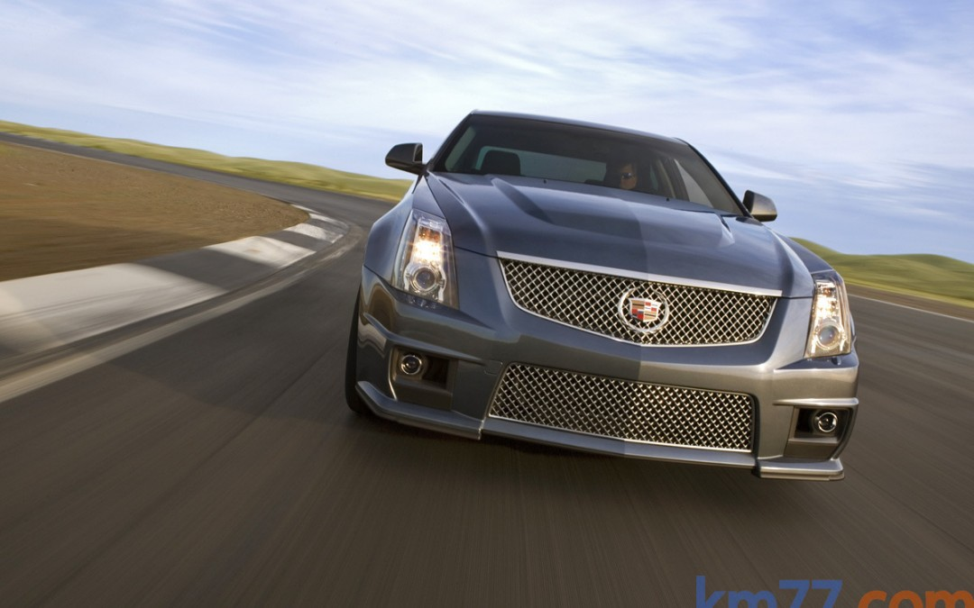 Cadillac CTS-V de 564 CV. Ahora con carrocería familiar por 92.000 Euros