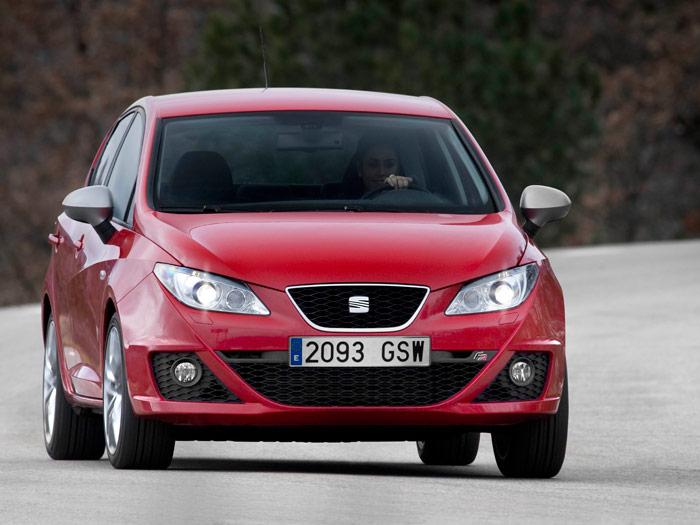 Prueba interesante (6): Seat Ibiza FR 2.0-TDI
