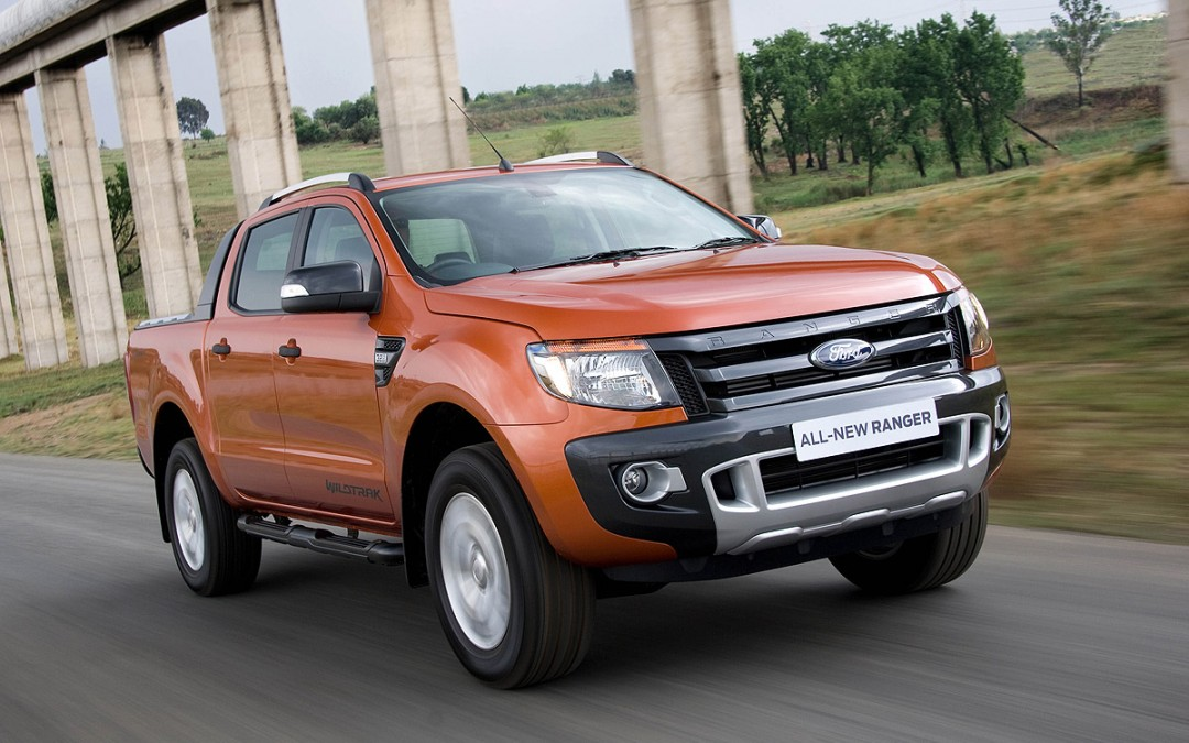 Nuevo Ford Ranger, disponible desde 30.319 Euros.