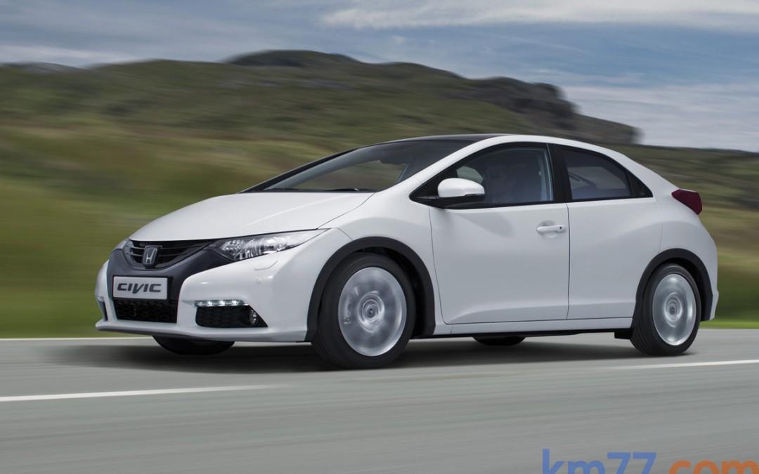 Nuevo Honda Civic, en venta desde 18.900 Euros. Todos los precios