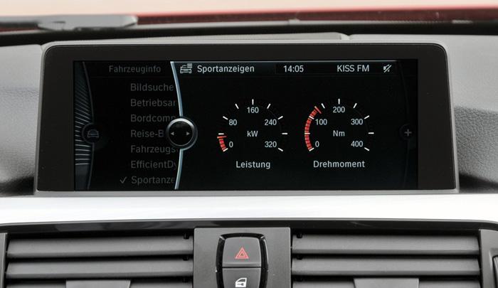 Presentación BMW Serie 3 2012. Circuito de Montmeló