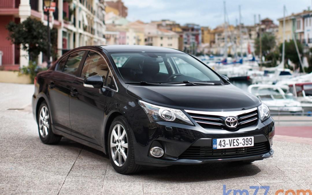Nuevo Toyota Avensis en venta desde 20.900 Euros. Todos los precios.