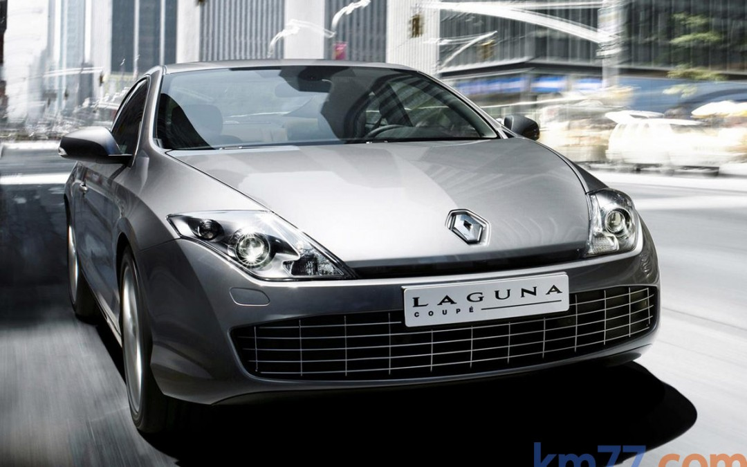 Nuevo versión 1.5 dCi de 110 CV del Renault Laguna Coupé. 26.950 Euros.