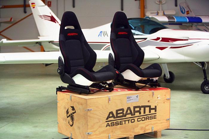 Prueba interesante (11): Abarth Punto Evo 1.4 TB Kit SS