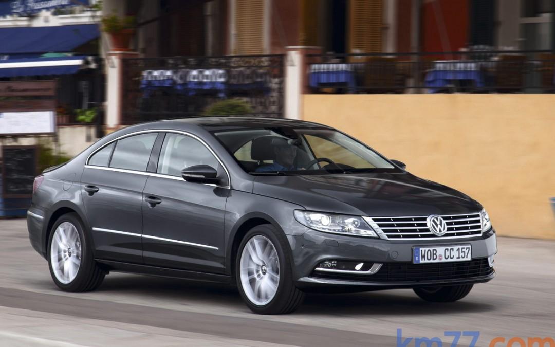 Así es el nuevo Volkswagen CC. En venta desde 33.530 Euros