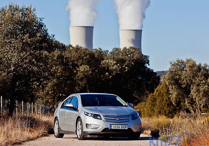 Prueba del Chevrolet Volt: 5ª Parte: Conclusión