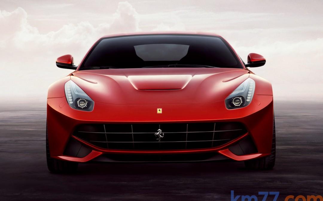 Nuevo Ferrari F12berlinetta, sucesor de 599.