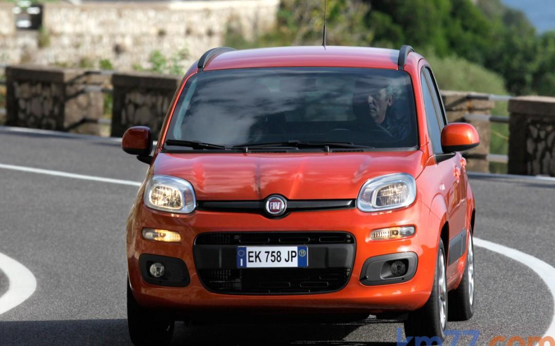 Nuevo Fiat Panda, en venta desde 8.570 Euros