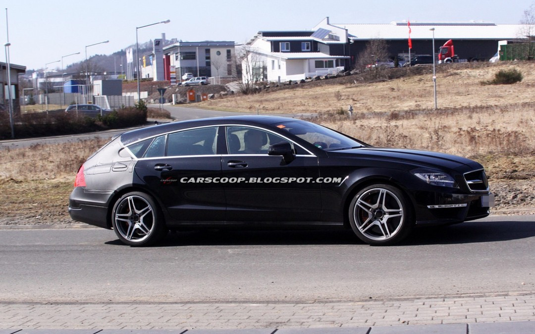 Todos los precios del nuevo Mercedes-Benz Clase CLS Shooting Brake