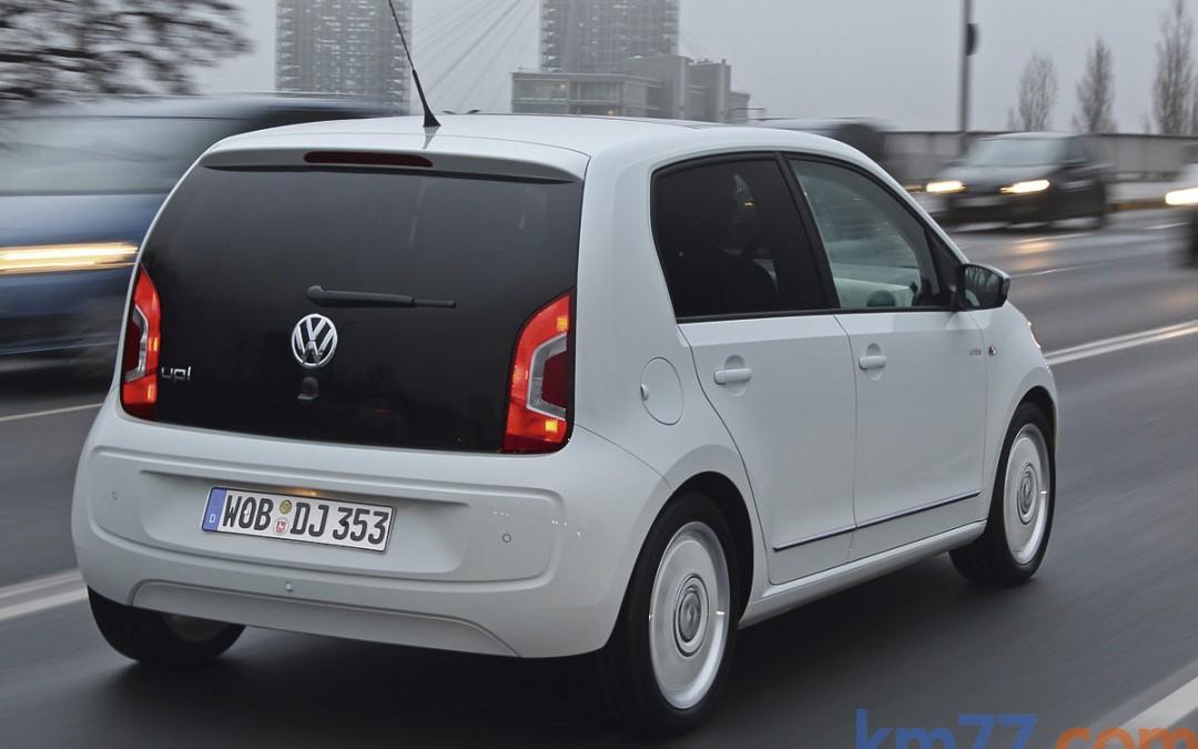 Volkswagen up! de 5 puertas, en venta desde 10.145 Euros.