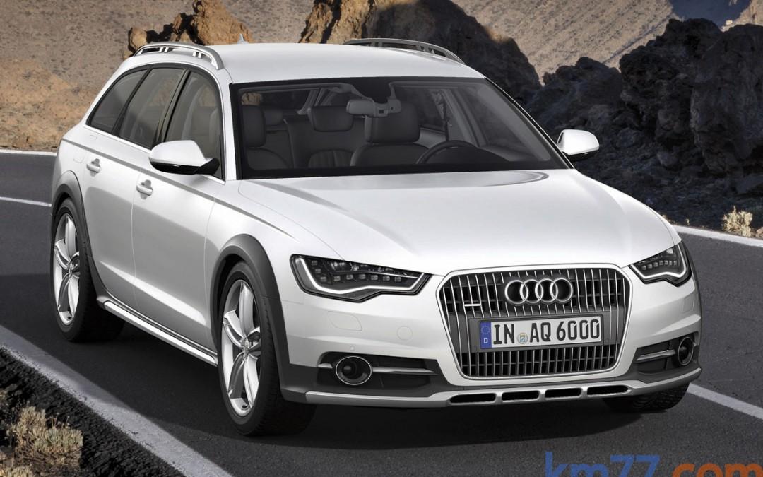 Nuevo Audi A6 allroad, en venta desde 58.180 Euros
