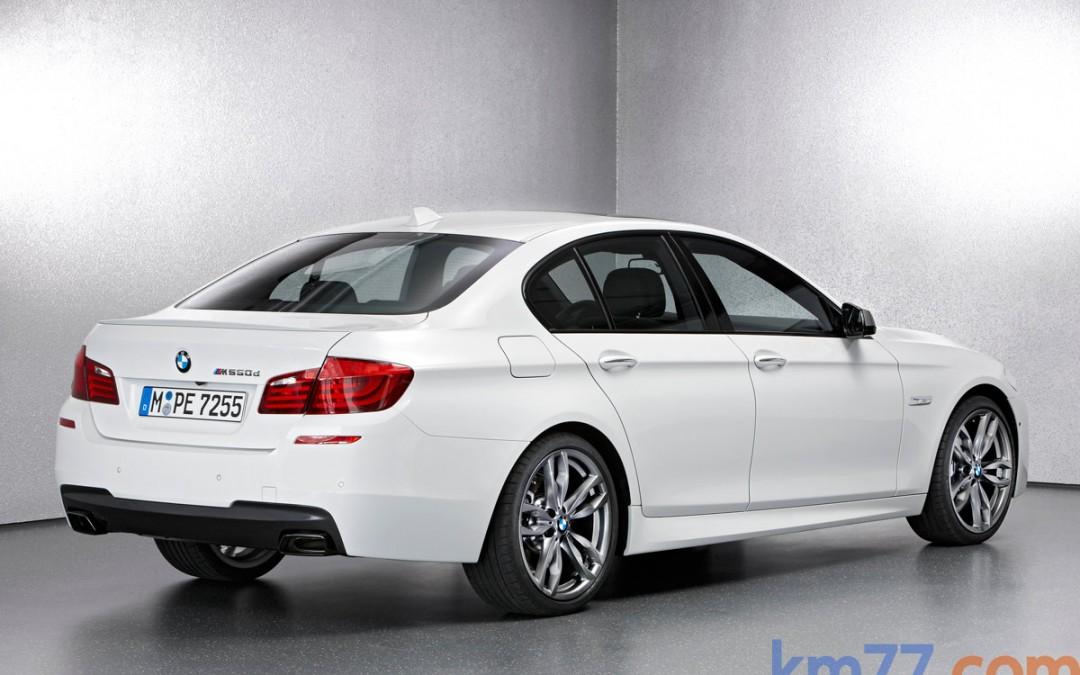 Nuevo BMW Serie 5 M Diesel, en venta desde 90.400 Euros