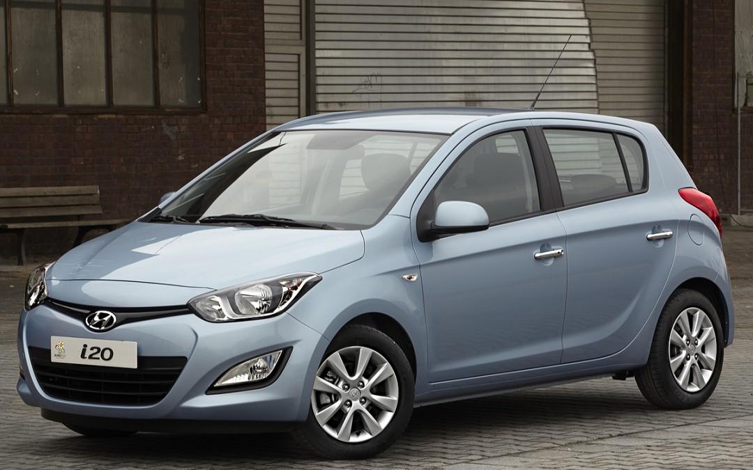 Asi es el nuevo Hyundai i20. En venta desde 11.090 Euros