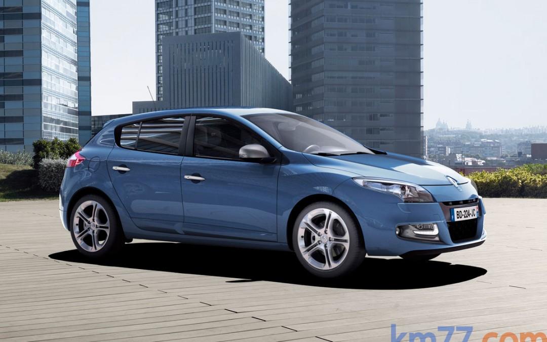 Nuevo Renault Mégane, en venta desde 14.100 Euros