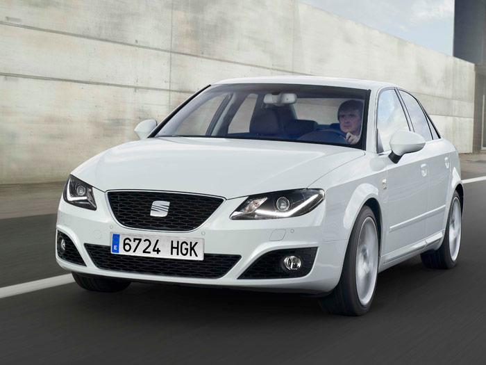 Prueba de consumo (84): Seat Exeo 2.0-TDI 120 CV