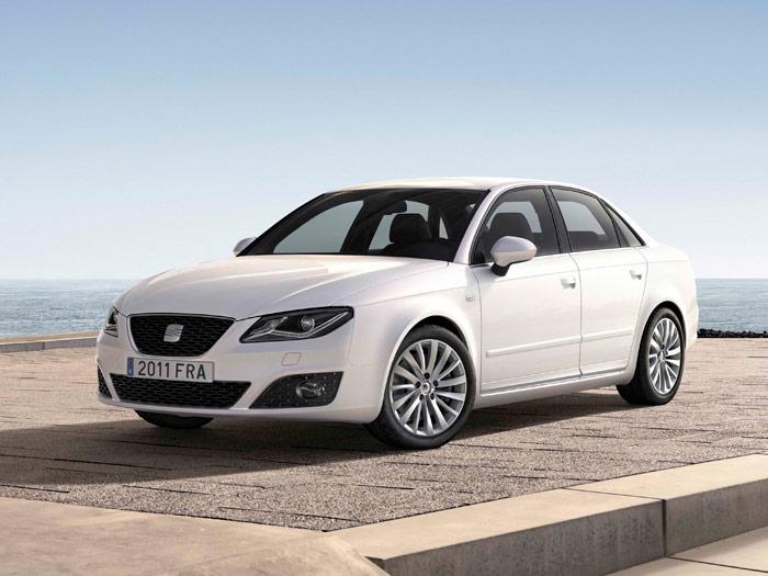Prueba de consumo (83): Seat Exeo 1.8-TSI 120 CV
