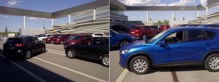 Mazda CX-5. Presentación.
