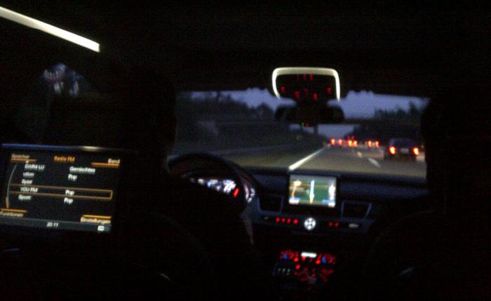 Presentación Audi. Persecución en Neckarsulm