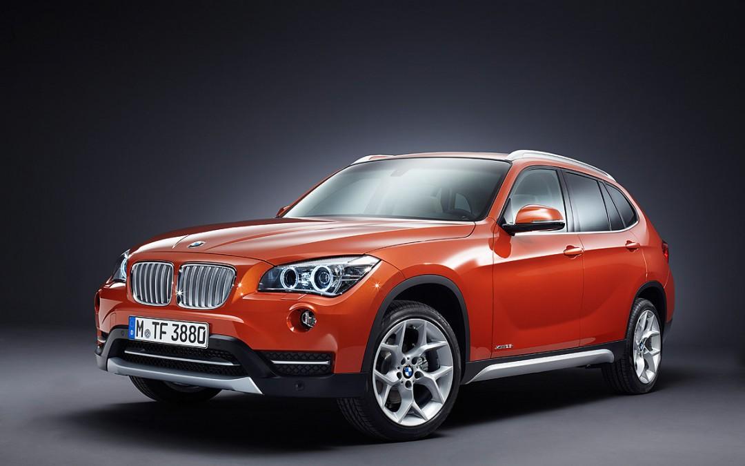 Todos los precios del nuevo BMW X1. Desde 28.900 Euros