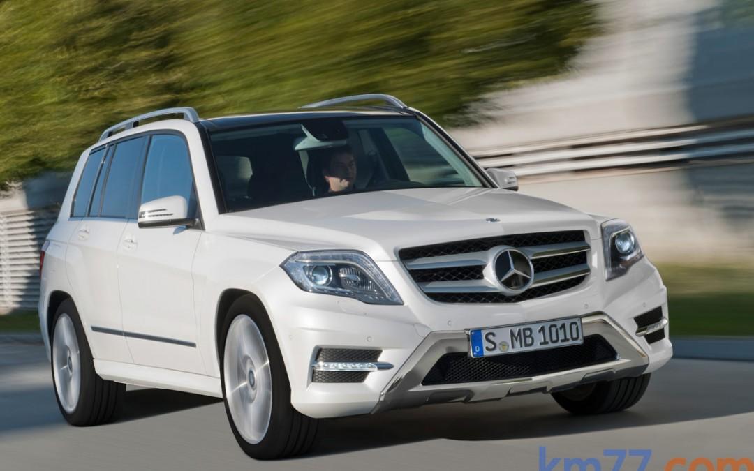 Nuevo Mercedes-Benz Clase GLK, en venta desde 36.700 Euros
