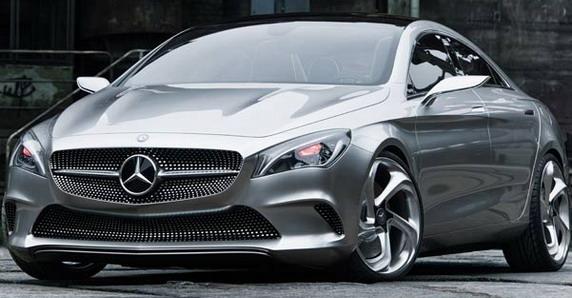 Mercedes-Benz Concept Style Coupe, el futuro CLS de menor tamaño.