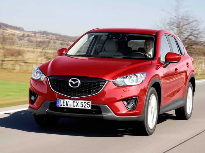 Prueba de consumo (89): Mazda CX-5 2.0-G 165 CV