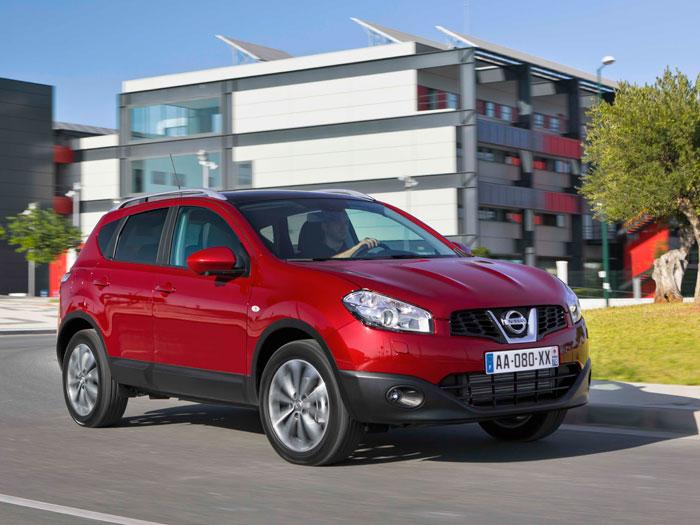 Prueba de consumo (87): Nissan Qashqai 1.6-dCi 130 CV