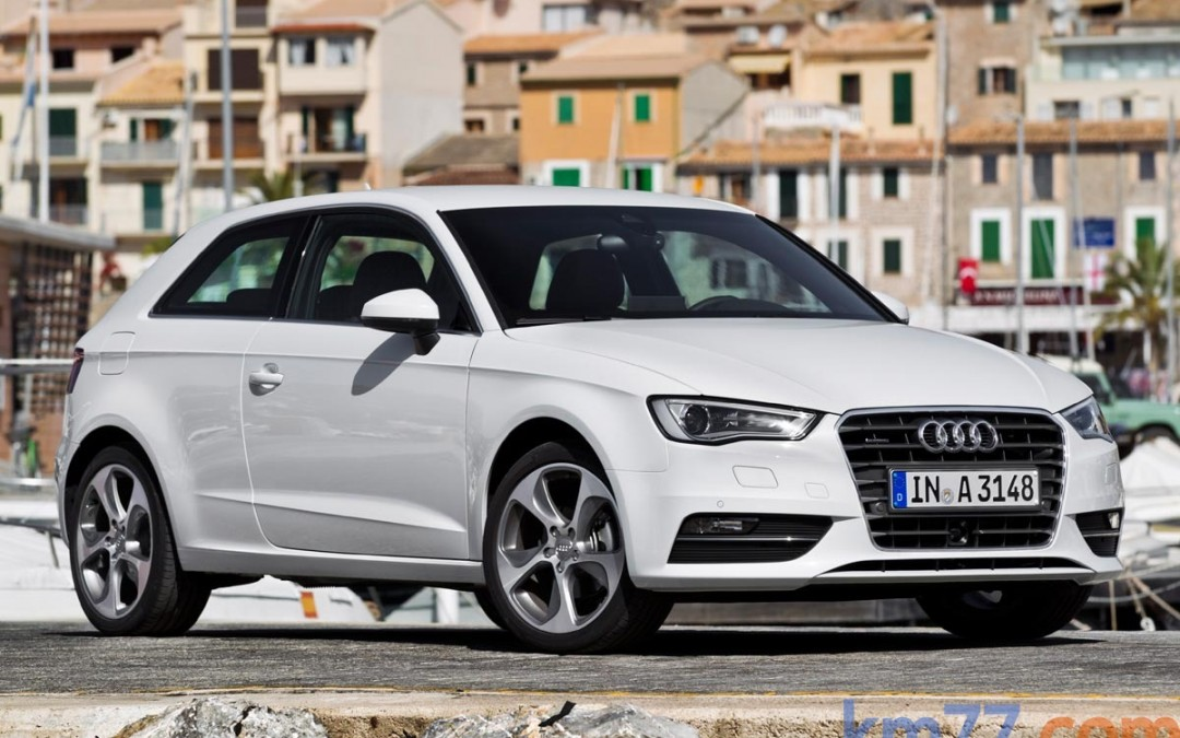 Todos los precios del nuevo Audi A3 Sportback. Desde 25.230 Euros