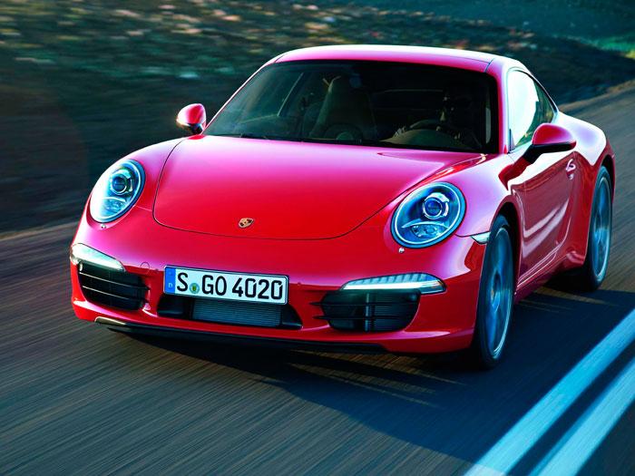Prueba de consumo (90): Porsche 911 Carrera PDK