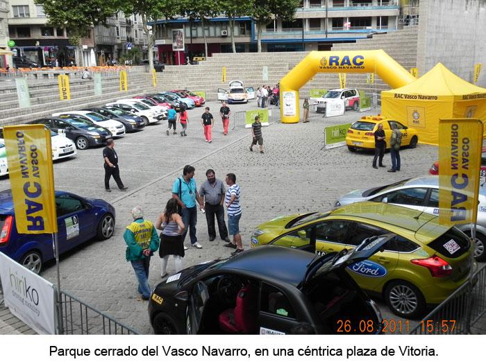 Rallyes de consumo: Vasco-Navarro 2011 y ALD 2012